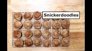 Snickerdoodles - Cinnamon And Sugar Delights