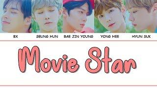 CIX - MOVIE STAR (Easy Lyrics + Indo Sub) by GOMAWO