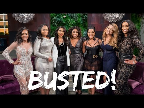 Married To Medicine Star Caught Faking her Story Line