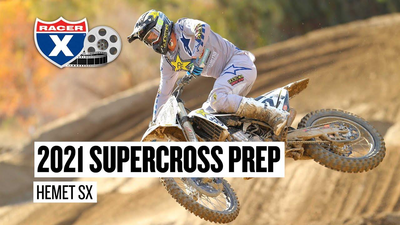 2021 Supercross Prep