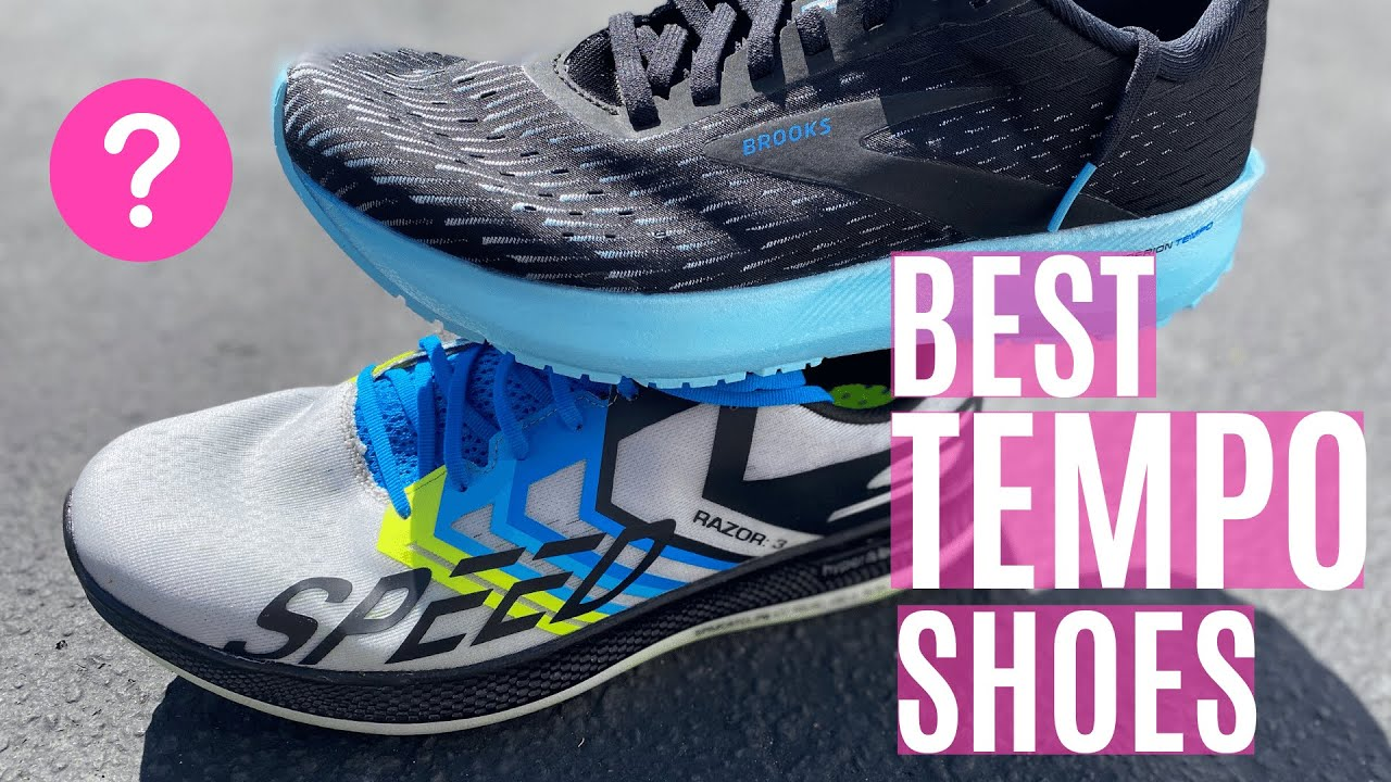 diccionario algodón Joven  Brooks Hyperion Tempo Vs. Skechers Razor 3 | Best Half Marathon Shoe -  YouTube