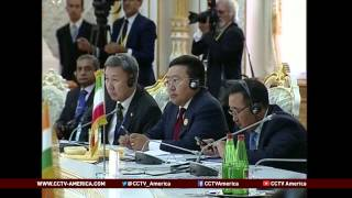 SCO Summit: Members approve expansion plan