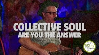 Collective Soul performs