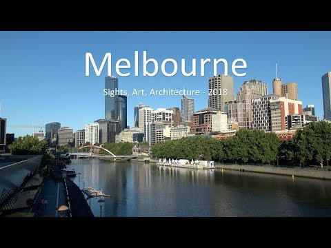 Melbourne - Sights, Art and Architecture