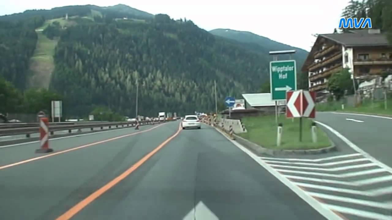 Download Von Österreich nach Italien  über den Brenner  A13 / A22