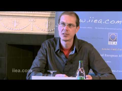 Prof. Arjen Hoekstra on Virtual Water: The Water Footprint of Modern Society