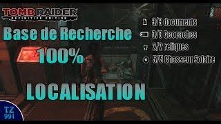 Gambar cover [Localisation] Tomb Raider Définitive Edition - Base de Recherche 100% [Guide]
