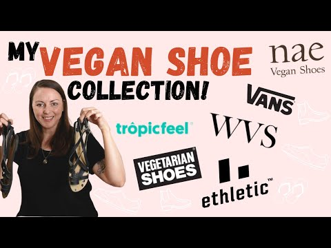 WHERE TO SHOP FOR VEGAN SHOES? Check out My Vegan Shoes for 6 Brands to Start With!