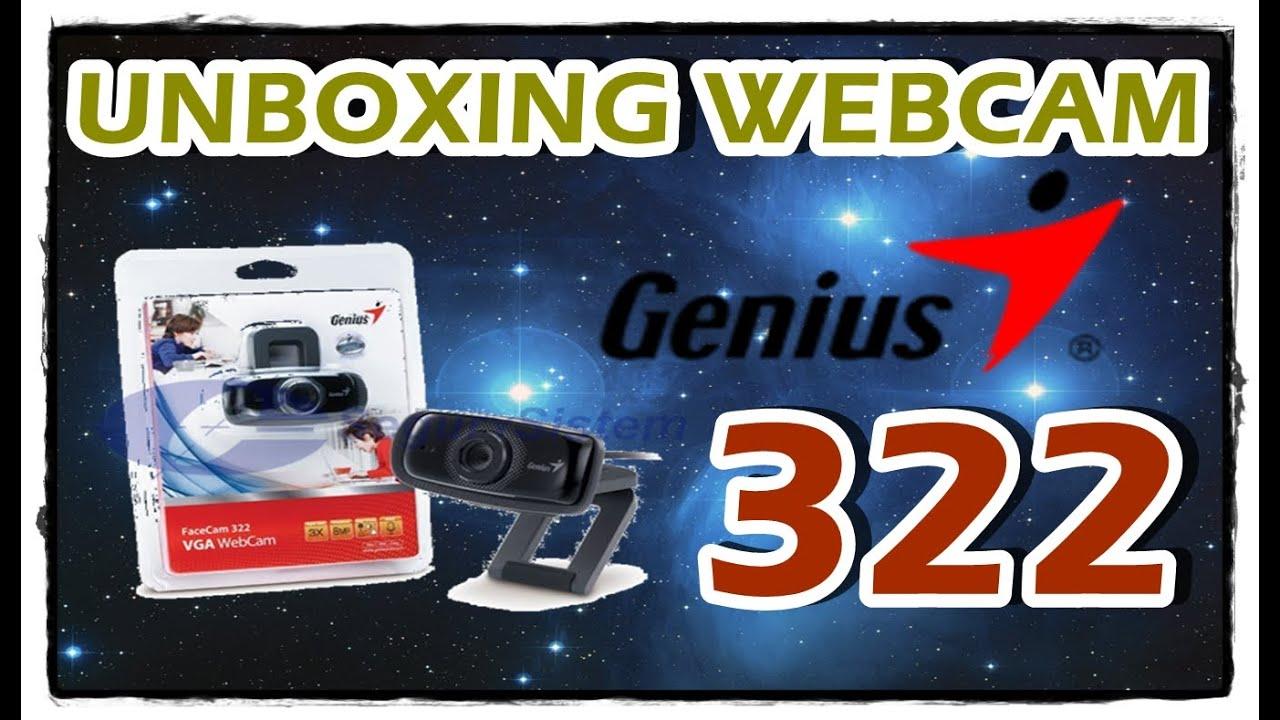 Genius FaceCam 322 WebCam Treiber Windows 7