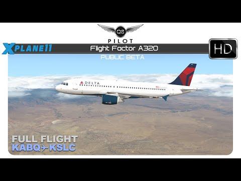 flight factor a320