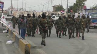 كيف بدا المشهد في العراق اليوم 25 يناير 2020؟