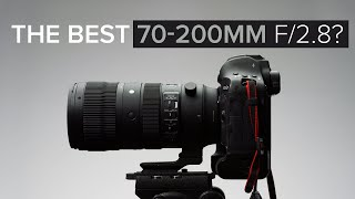 Sigma 70-200mm F/2.8 DG OS HSM Sport Lens Review & Overview
