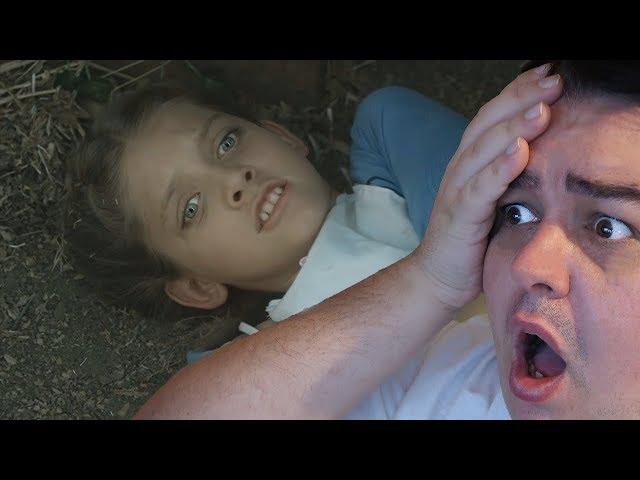 Daz Watches A Door In The Woods