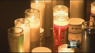 Family, friends mourn motorcyclist killed in Ming Avenue crash