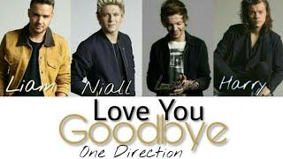 One Direction - Love You Goodbye [Tradução PT/BR]