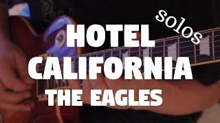 "The Eagles ""Hotel California"" (Os Maiores Solos) by Fabio Lima"