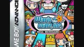 Wario Ware Inc. - Dribble