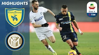 Chievo 1-1 Inter | Late Pellissier Goal gives Struggling Chievo a Point | Serie A