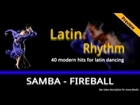 SAMBA | André Vs. Dj Mitya - Fireball (52 BPM)