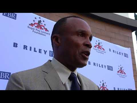 Sugar Ray Leonard I've Always Liked Mikey Garcia! How Would Loma Do In His Era?