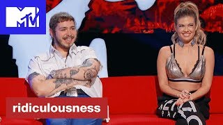 'Post Malone a.k.a. Leon DeChino' Official Clip | Ridiculousness | MTV
