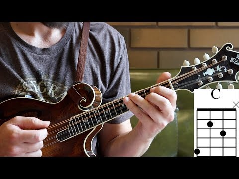Chop Chord Shortcuts: Mandolin Lesson