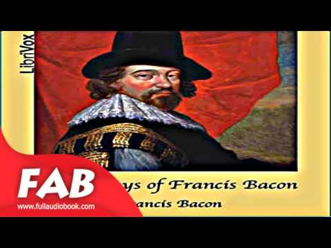The Essays of Francis Bacon (FULL Audio Book) part 2