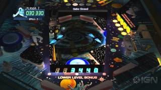 Pinball Arcade (PS4, PC) Video Review