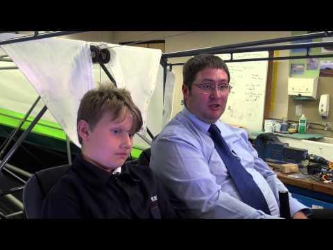 School Build-a-Plane Documentary