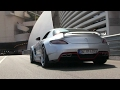 Prior Design Mercedes SLS AMG in Monaco | TUNNEL ACCELERATIONS!
