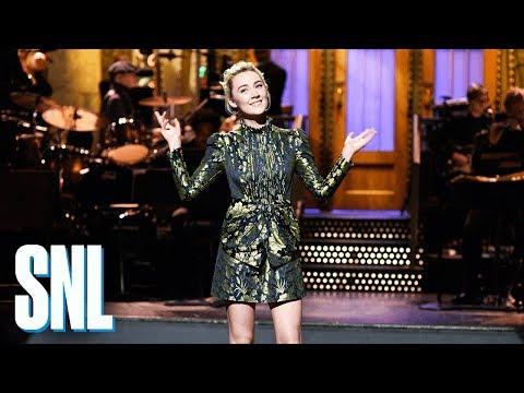 Saoirse Ronan Monologue - SNL