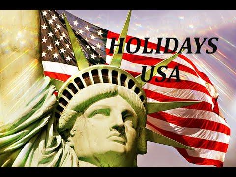 USA FEDERAL HOLIDAYS