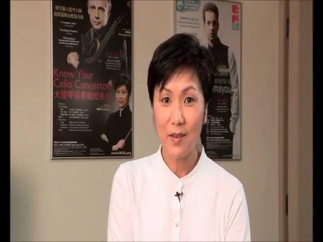 Hong Kong Sinfonietta Vancouver Debut - Yip Wing-sie