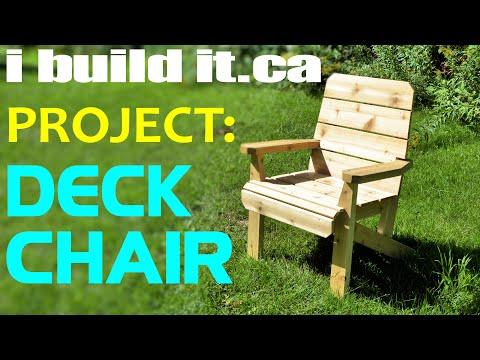 Popular Deckchair & Chair videos