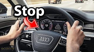 If Your Car Has This Problem, Stop Driving Immediately