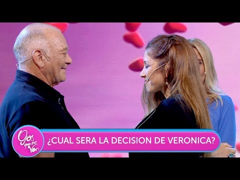 Momento decisivo para Verónica ¿Le abrirá su corazón a Luis?