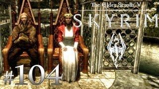 The Elder Scrolls V: Skyrim с Карном. #104 [Свадебное веселье]