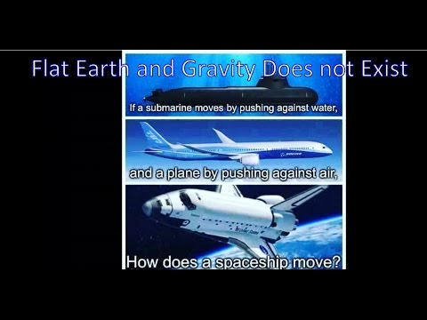 Flat Earth and Proving Gravity Does Not Exist Documentary You Decide
