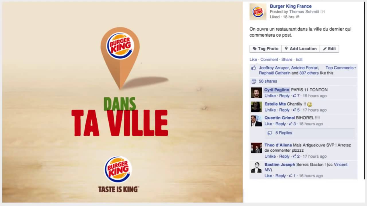 burger king case study marketing Get Full Essay