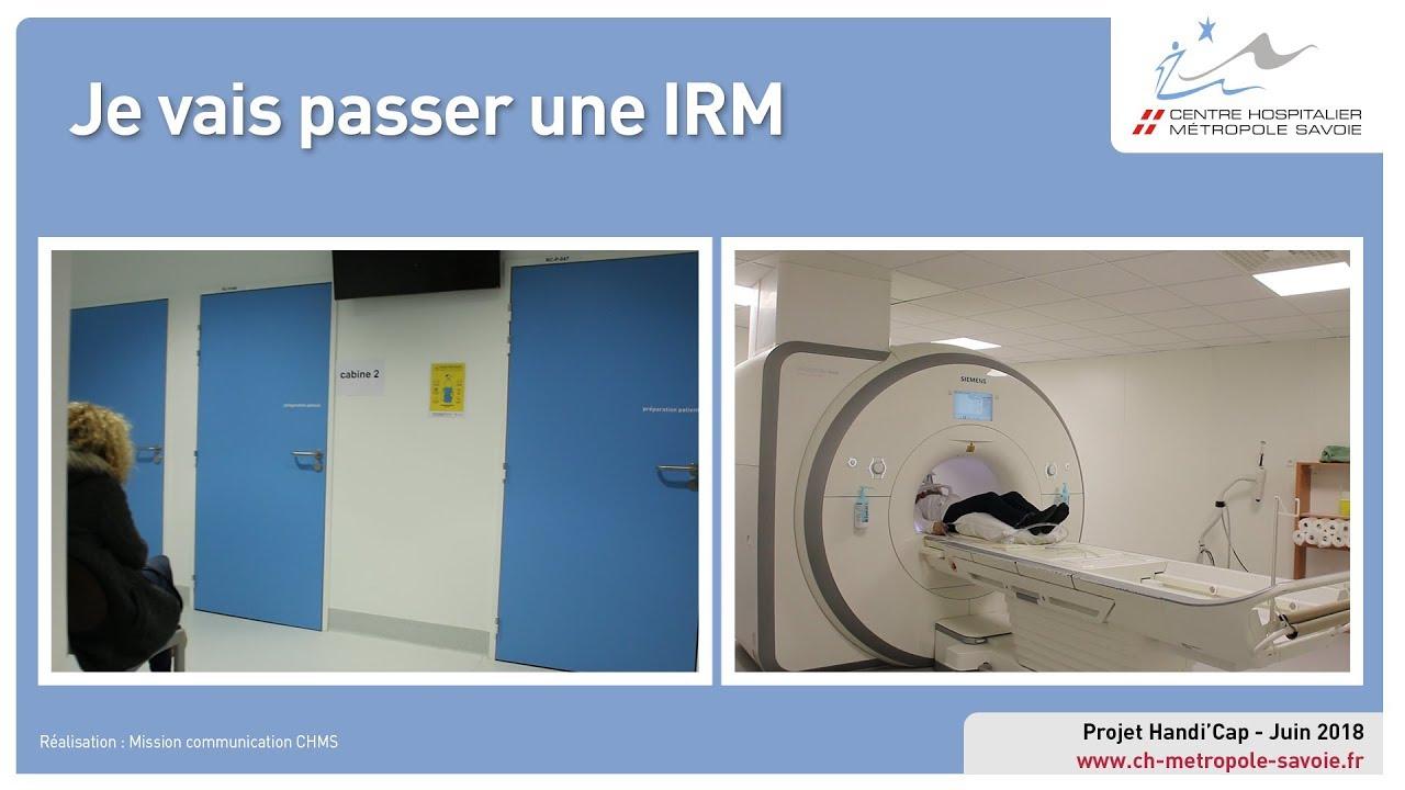 Download Je vais passer une IRM