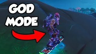 How To Do The New GOD Mode Glitch In Fortnite...