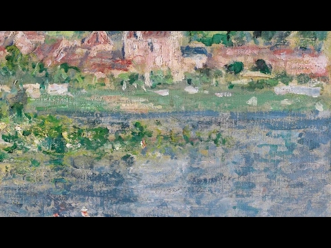 The Progression of Claude Monet