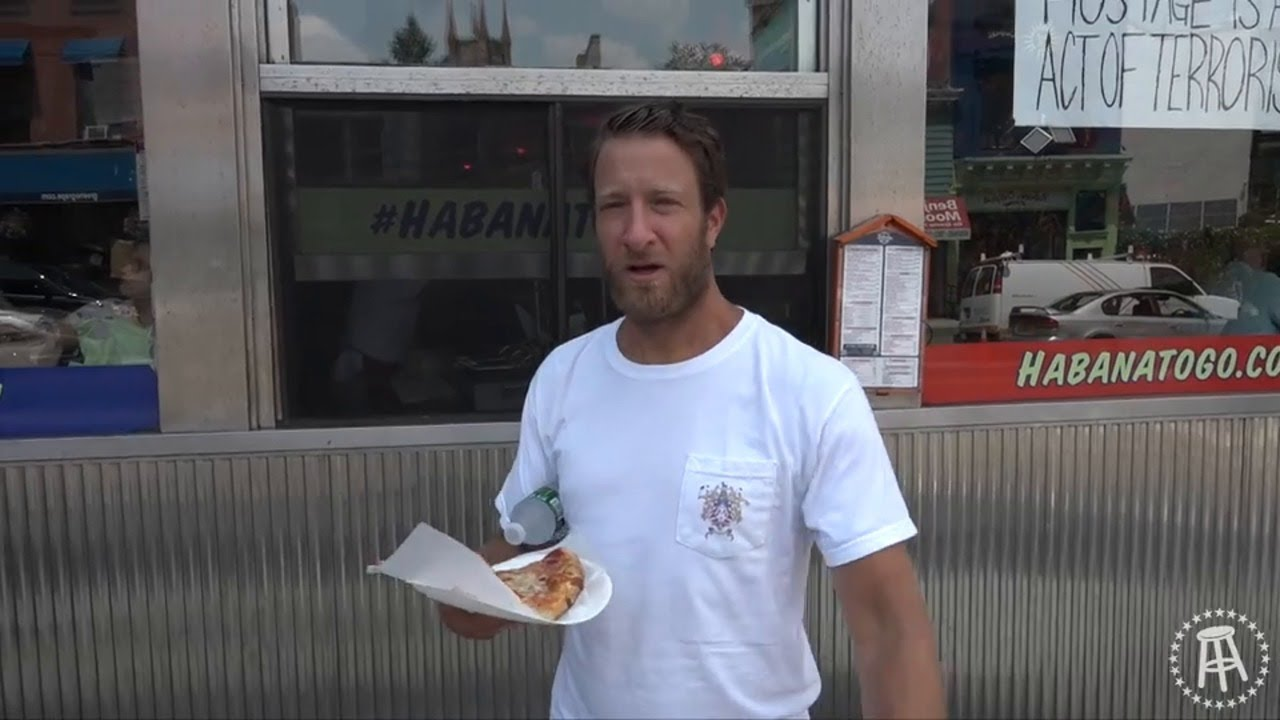 Barstool Pizza Review - Not Ray's Pizza (Brooklyn)
