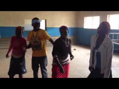 Singing group Bwengu Malawi