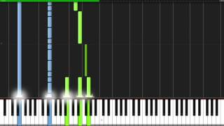 Repeat youtube video Dream Chasers - Future World Music [Piano Tutorial] (Synthesia)