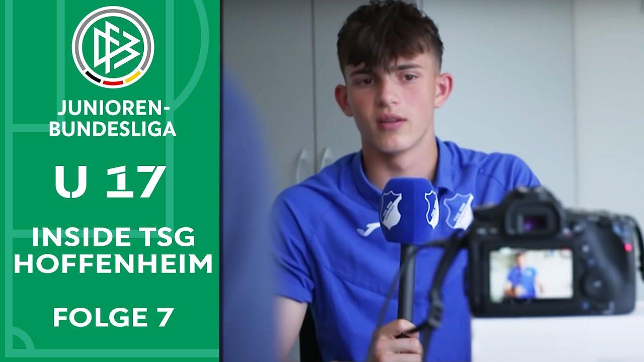 Warum bekommen Jugendliche schon Medientraining? | Inside TSG Hoffenheim U17 | Folge 7