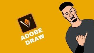 Karikatür l palilou Adobe Draw l