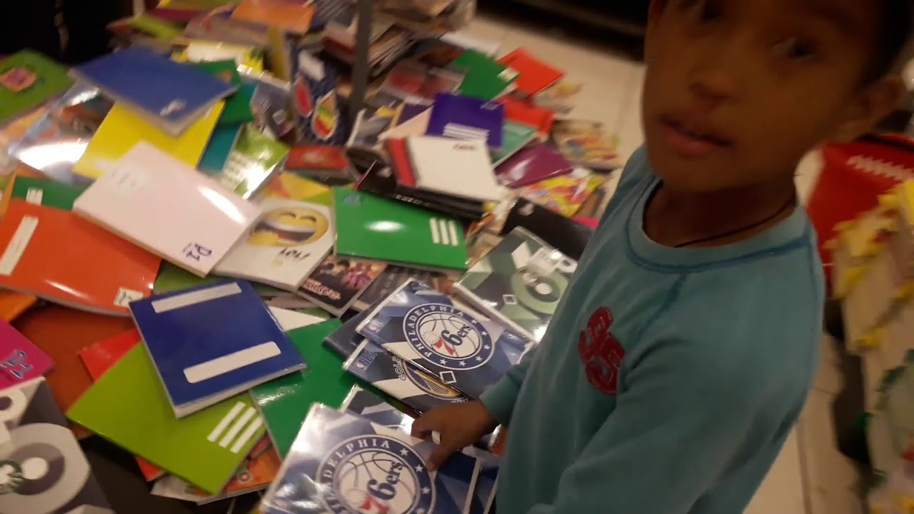 Bethesda Freedom Funds July 7, 2019 Shopping For School Supplies