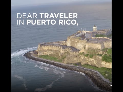 Puerto Rico Urges Tourists On The Island To Comply With Lockdown And Provides Travel Incentive To Encourage Them To Come Back Later