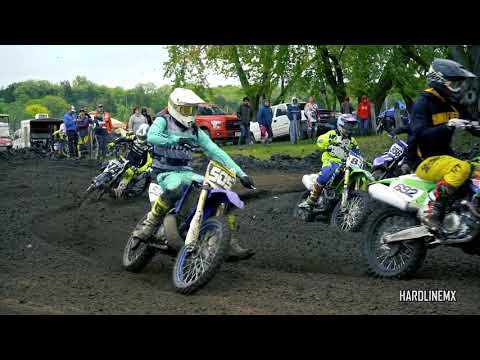 HMX RAW CLIPS | Best Of The Midwest R2 - Riverside || HardlineMX